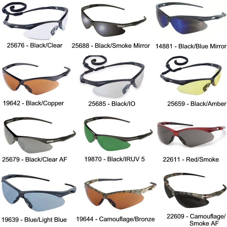 34fe25c43a5 Jackson   MCR Safety Glasses.
