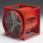 allegro axial blower