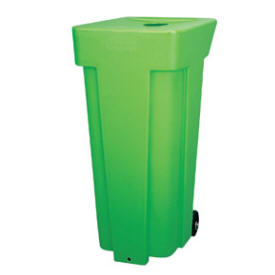 fend-all waste container