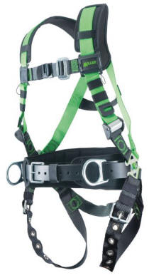 miller revolution construction harness