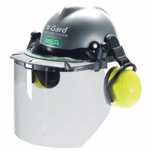 4326302b417 MSA Hard Hat   Visors for head   face protection.